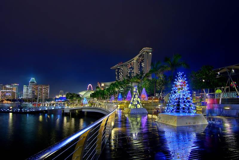 کریسمس در سنگاپور