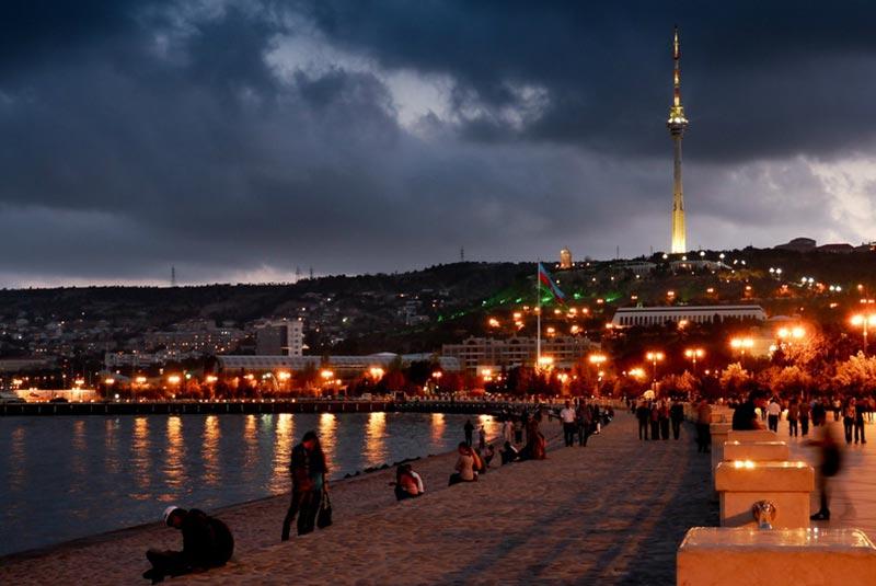 یک روز در باکو