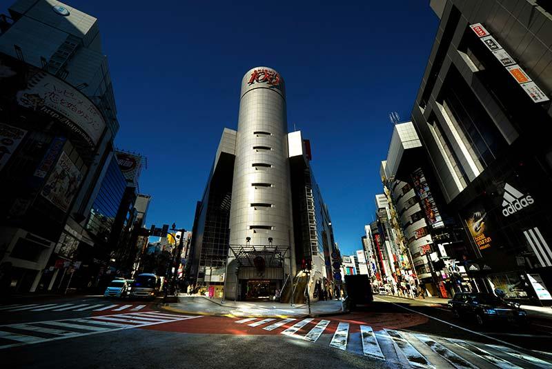 شیبویا ۱۰۹ - ژاپن