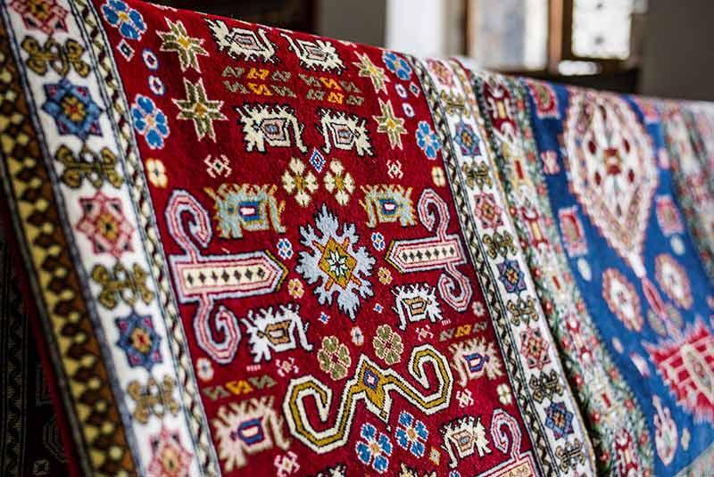 فرش - سوغات باکو