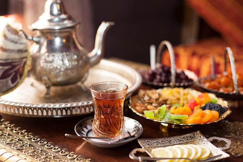 فرهنگ مهمان نوازی آذربایجان