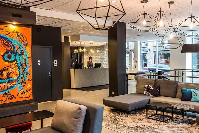 هتل های اسلو - نروژ