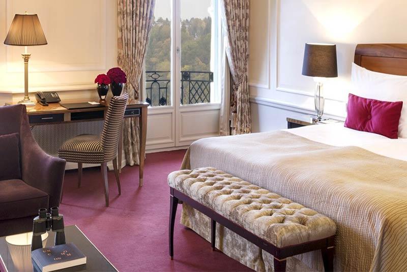 هتل های برن سوئیس