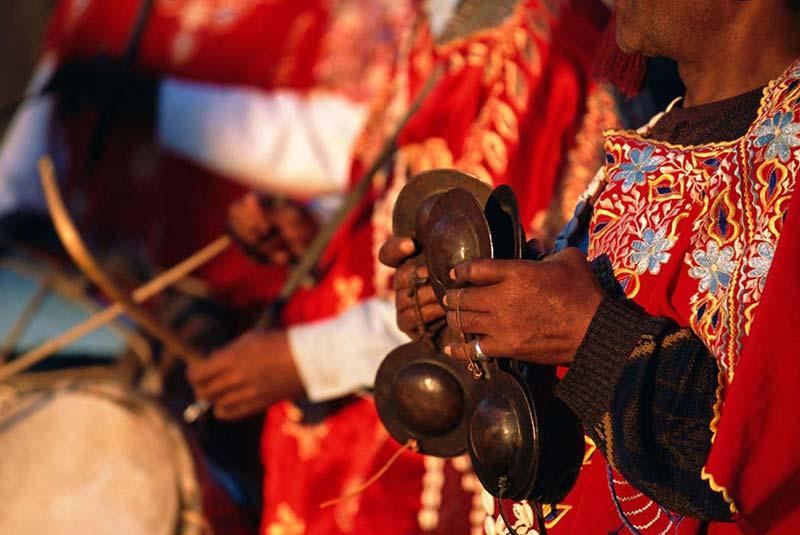 فستیوال های مراکش
