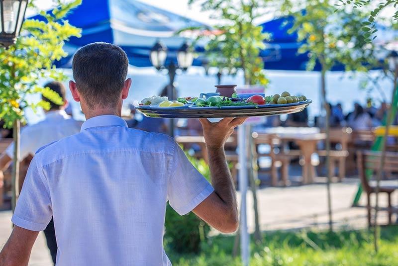 خانه ماهی دریا - باکو