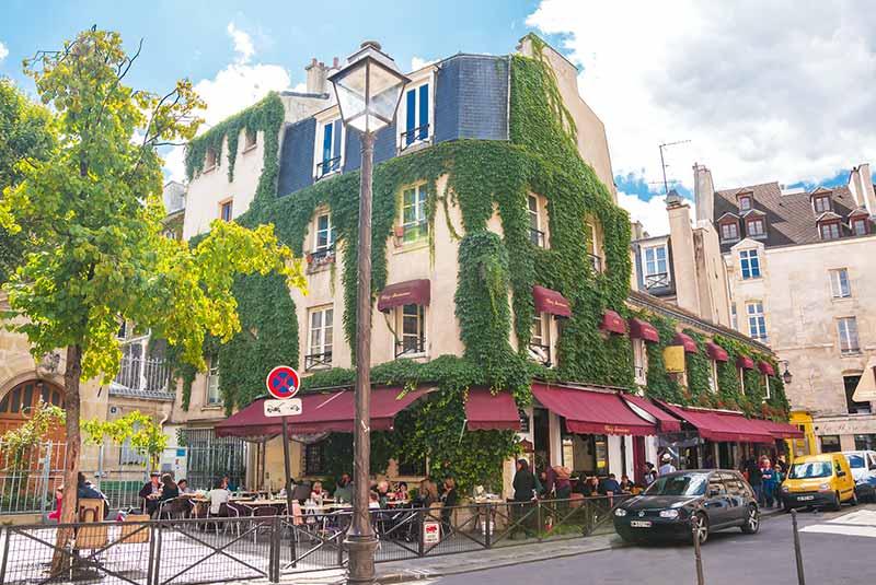 محله مره - پاریس