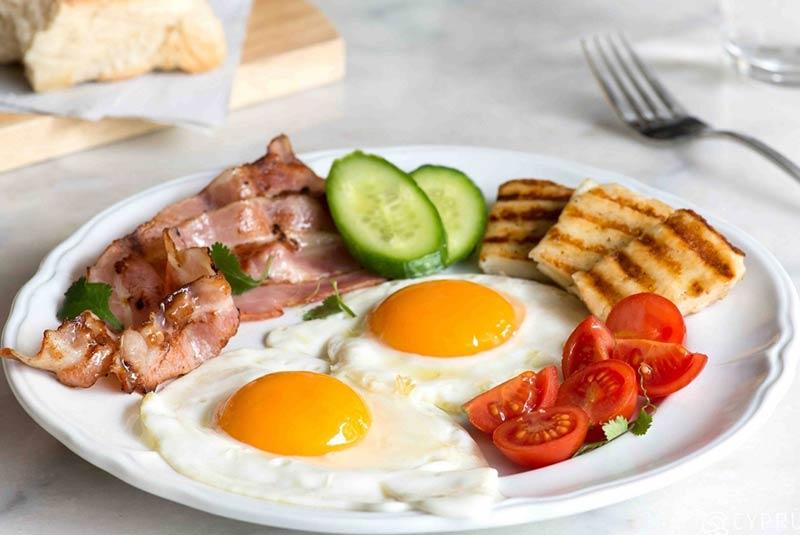 صبحانه در رستوران های لیماسول