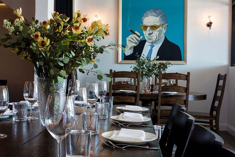 رستوران های گلدکست - استرالیا