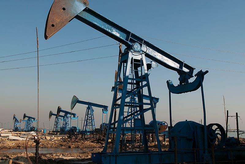 رابطه آذربایجان با نفت