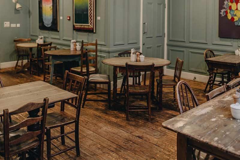 رستوران ترل استریت کیچن - آکسفورد