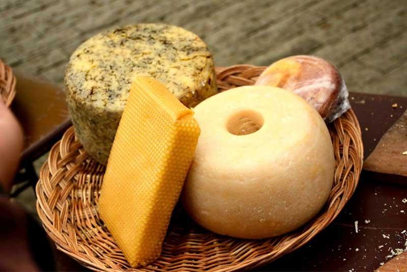فستیوال پنیر - گرجستان
