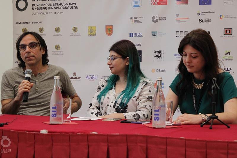 جشنواره فیلم ارمنستان