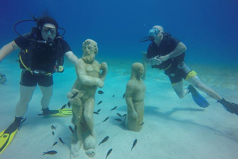 کلیسای زیر آب قبرس
