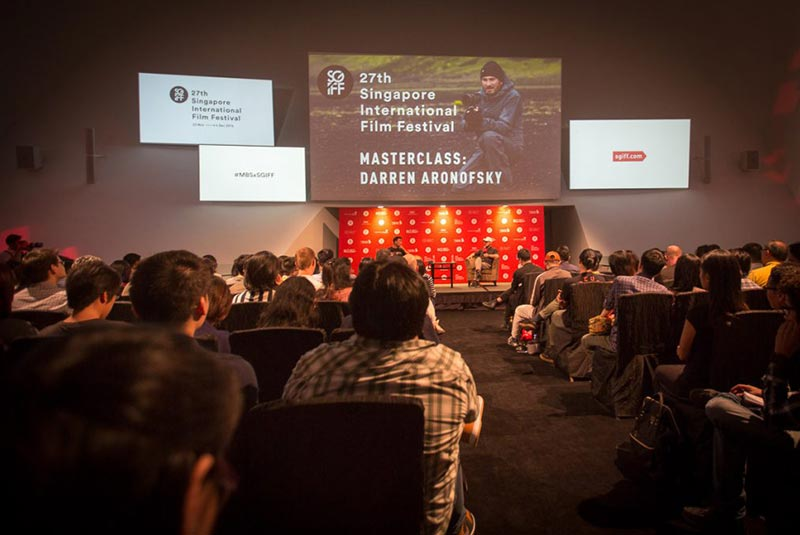 فستیوال بین المللی فیلم سنگاپور