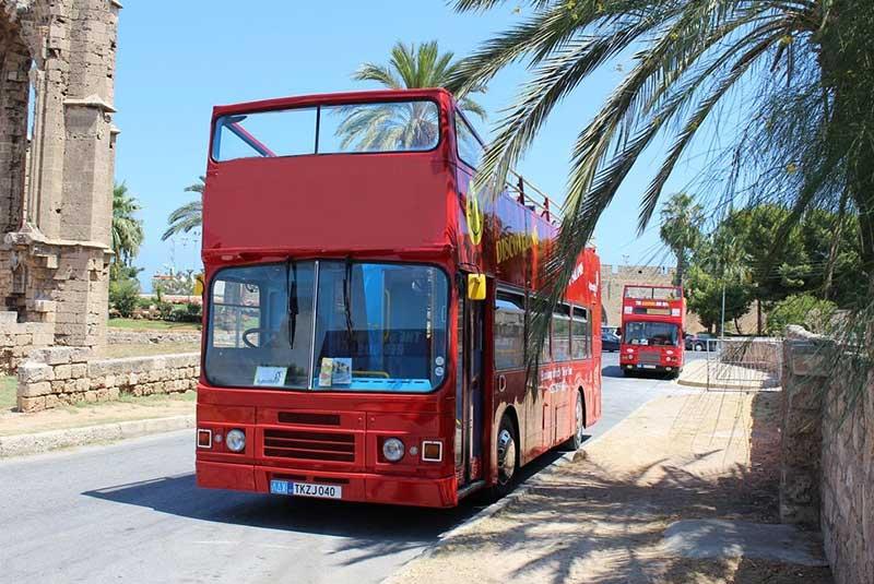 اتوبوس های قبرس