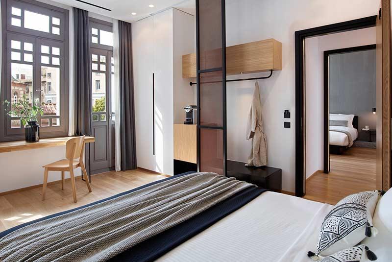 هتل این آتن - پلاکا