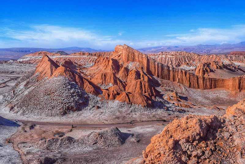 دره ماه - آرژانتین