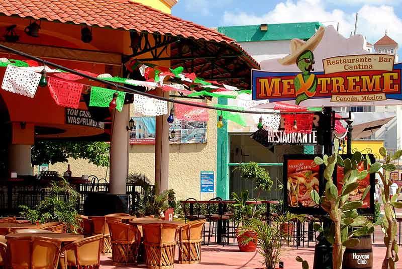 رستوران مکستریم - کانکو