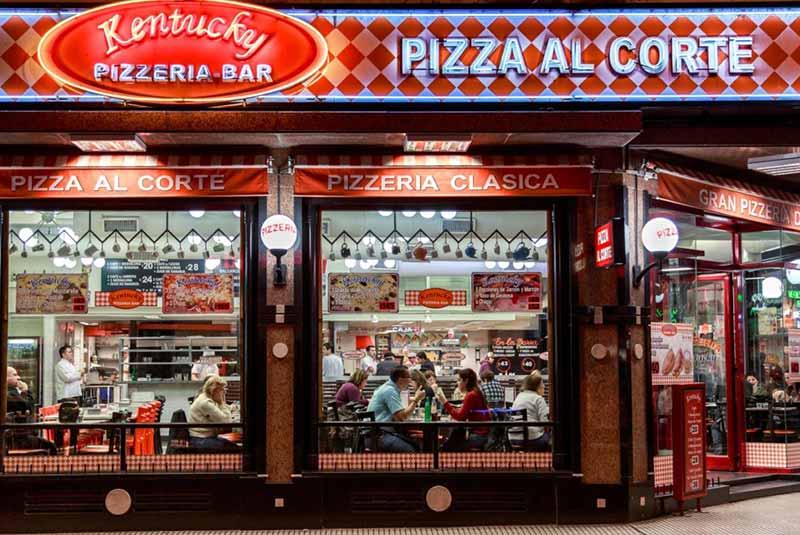 غذای ارزان رستوران های بوینس آیرس