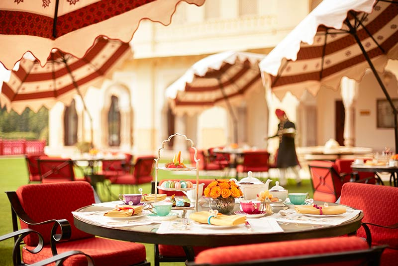 هتل کاخ رامبا - هند