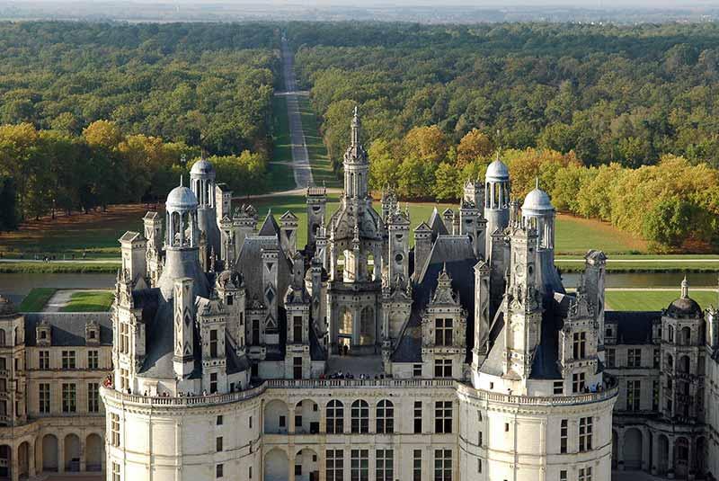 قلعه شامبورد در فرانسه