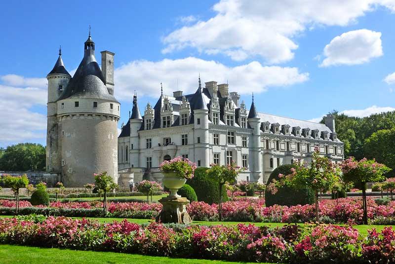 قلعه شنونسو - فرانسه