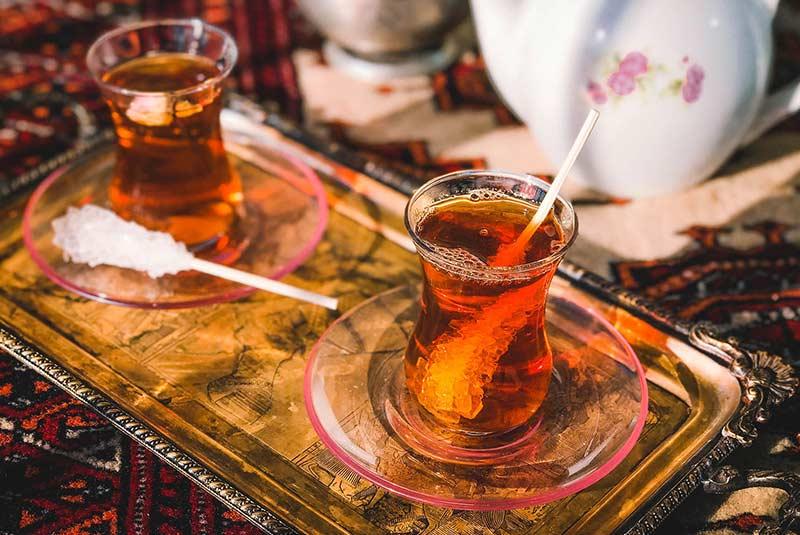 فرهنگ چای در آذربایجان