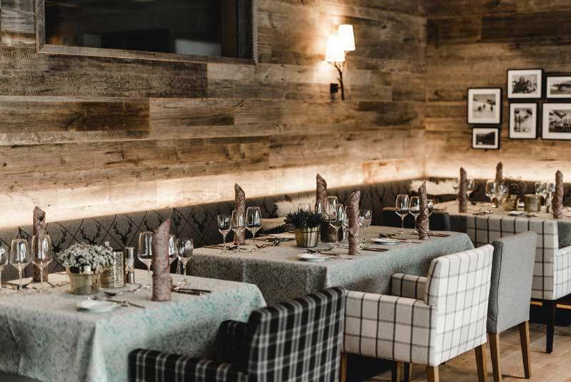 رستوران گورفیون - لیختنشتاین