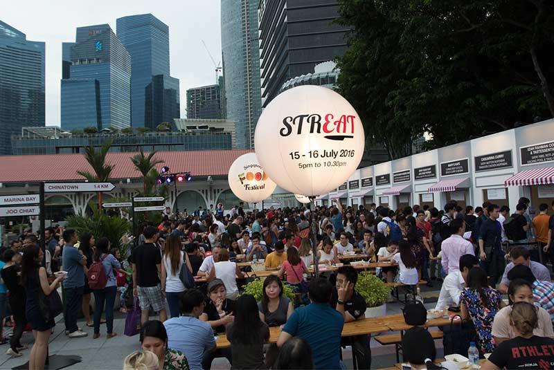 فستیوال غذای سنگاپور