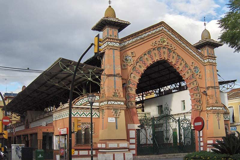 بازارهای مالاگا - اسپانیا