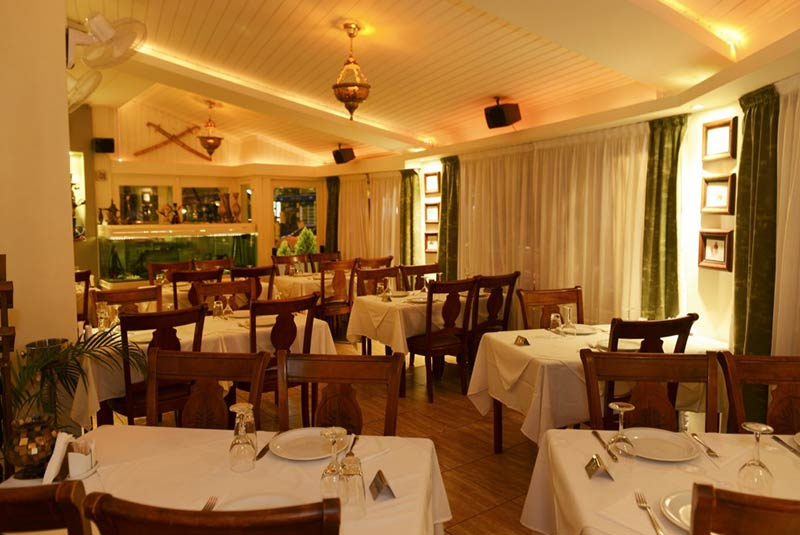 رستوران های لیماسول قبرس