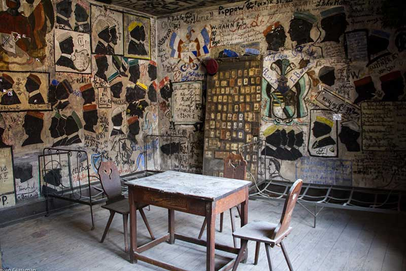 زندان دانشجویان - هایدلبرگ