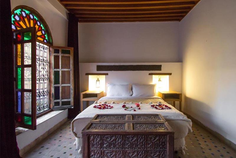 هتل ریاد اودایا - مراکش