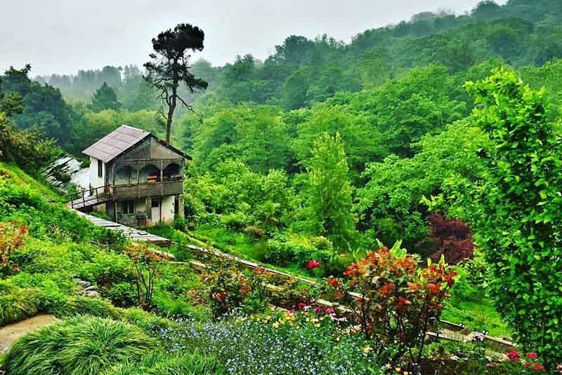 باغ گیاه شناسی باتومی - گرجستان