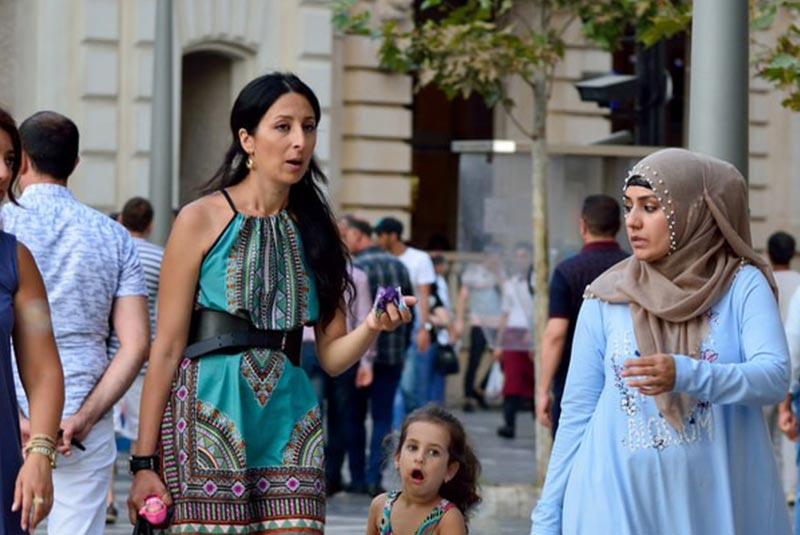 فرهنگ مردم آذربایجان
