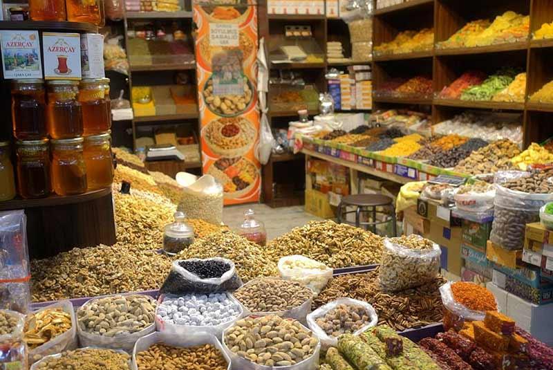 بازار تازه - باکو