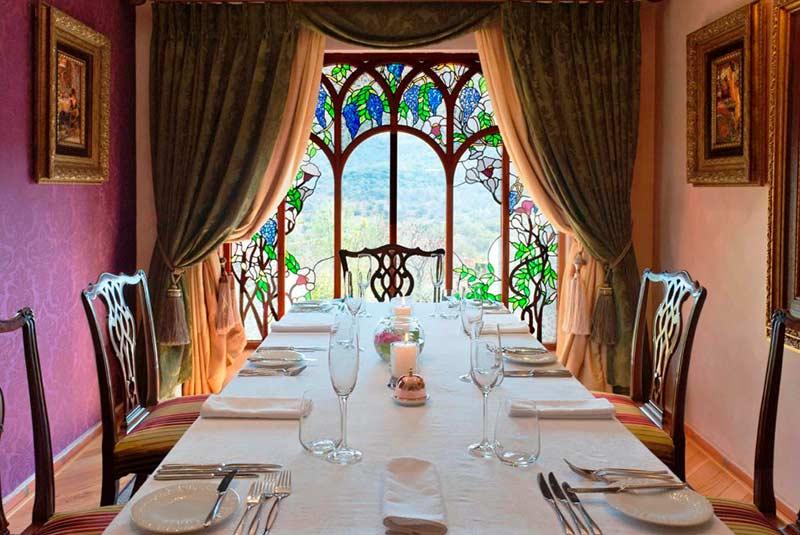 رستوران موزاییک - پرتوریا