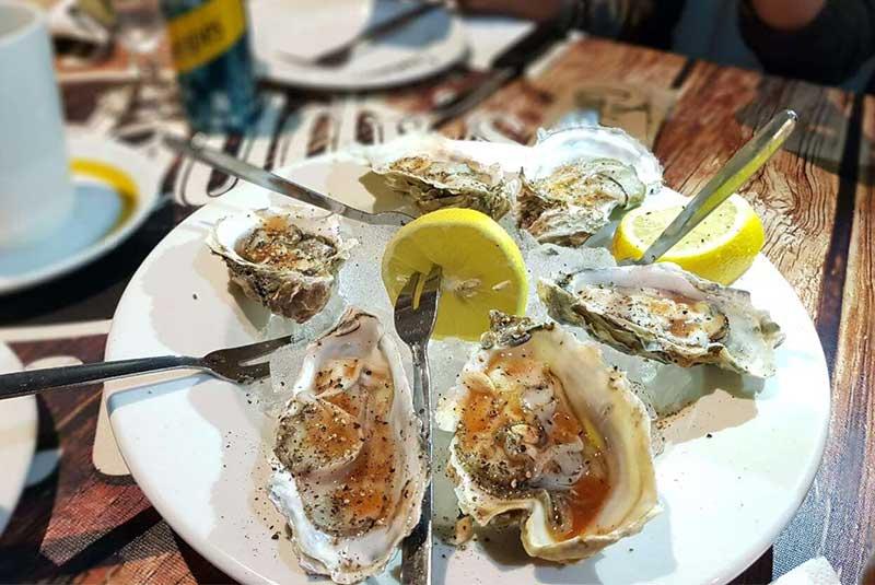 رستوران کراد دیز - پرتوریا
