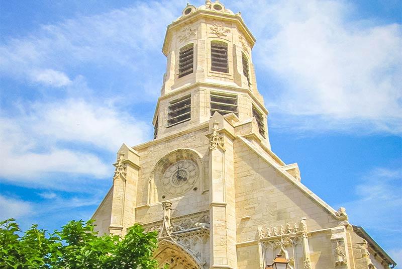 کلیسای سنت لئونارد اونفلور