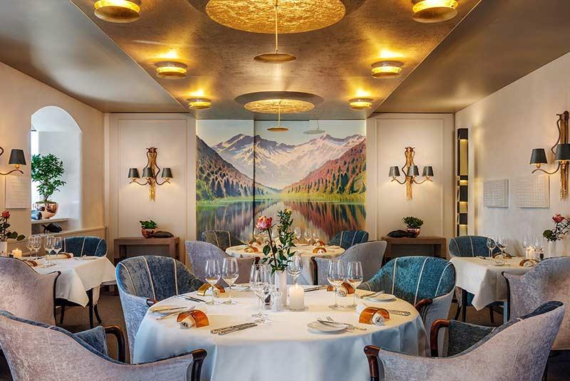 رستوران ماری - لیختنشتاین