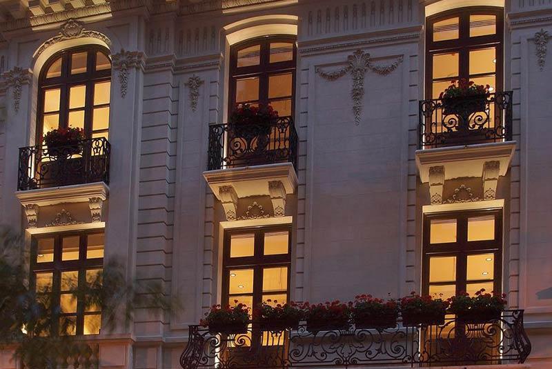 هتل الگودون مانسیون - آرژانتین