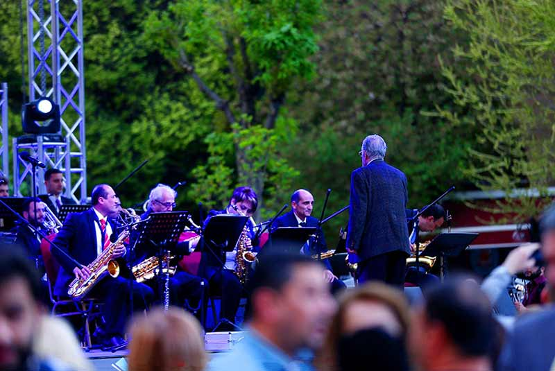 روز جاز ایروان