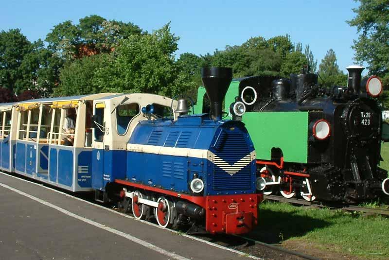 قطار کودکان - ایروان