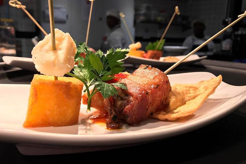 رستوران فومو - پرتوریا