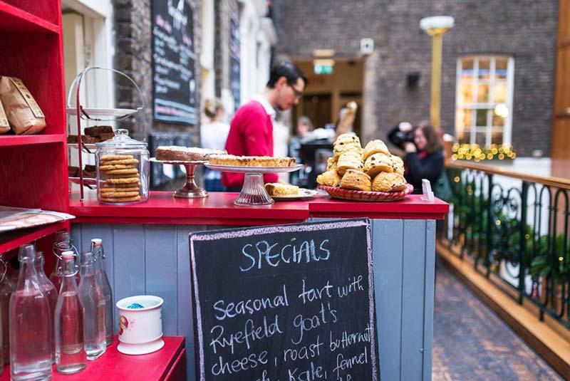 کافه پپر پات - دوبلین