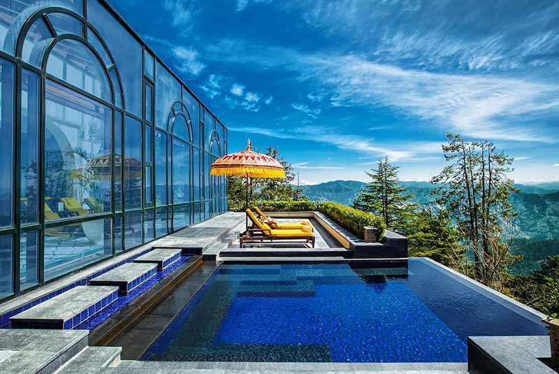 هتل وایلد فلاور هال - هند
