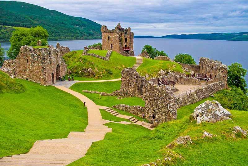لاک نس - اسکاتلند