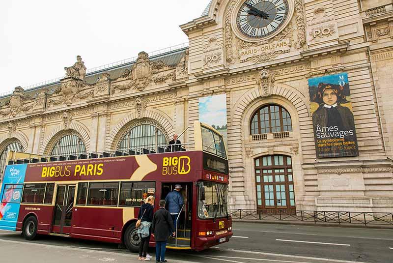 گردش ۳ روزه در پاریس