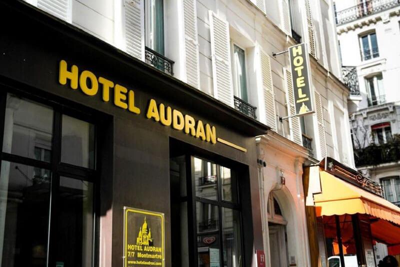 هتل آوردان
