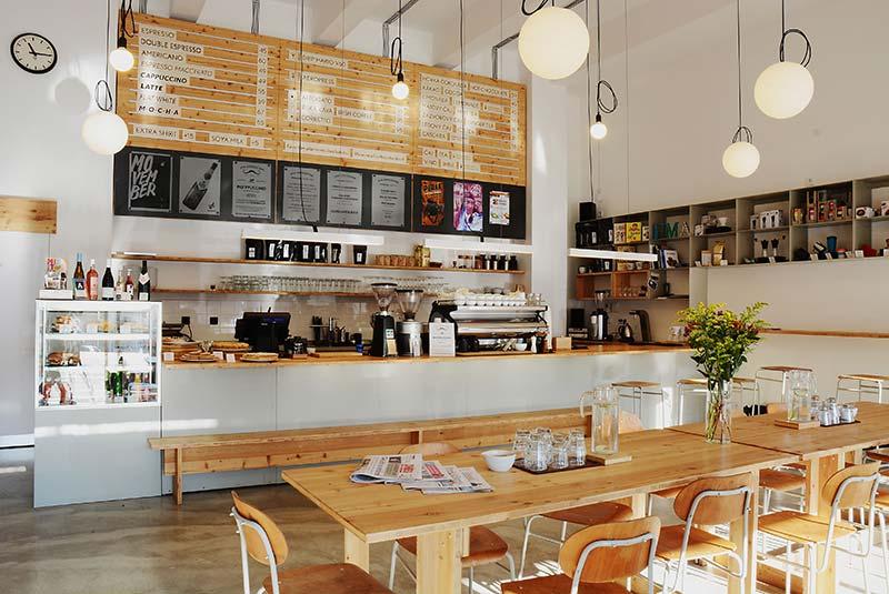 کافه های پراگ